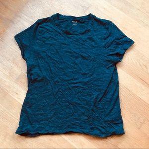 Blue Madewell Tee Shirt